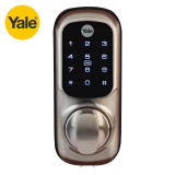 Yale Keyless Connected Smart Lock Satin Nickel