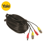 Yale Smart Home CCTV Cable 30M