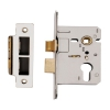 Contract Fire Rated Bolt Through Tubular Latch SS 76mm