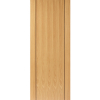 JB Kind Internal Oak Blenheim Pre-finished Glazed Fire Door