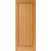 JB Kind Internal Oak Agua Pre-finished Flush Fire Door