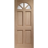 LPD External Hardwood COTTAGE Lead Glazed Door M&T