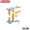 SLIK Sliding Wardrobe Door Gear No2 Heavy Duty Track Kit (1828mm)