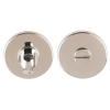 Excel SAFETY Lever on Rose Stainless Steel Door Handle Pair