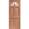 XL Joinery External Hardwood Colonial 6 Panel M&T Door